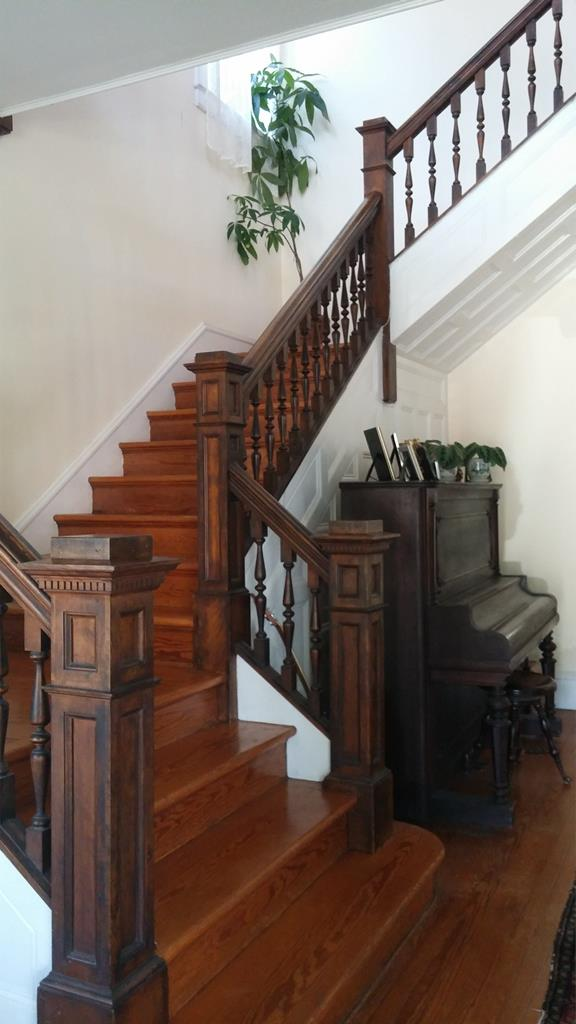 Front Staircase from Foyer
